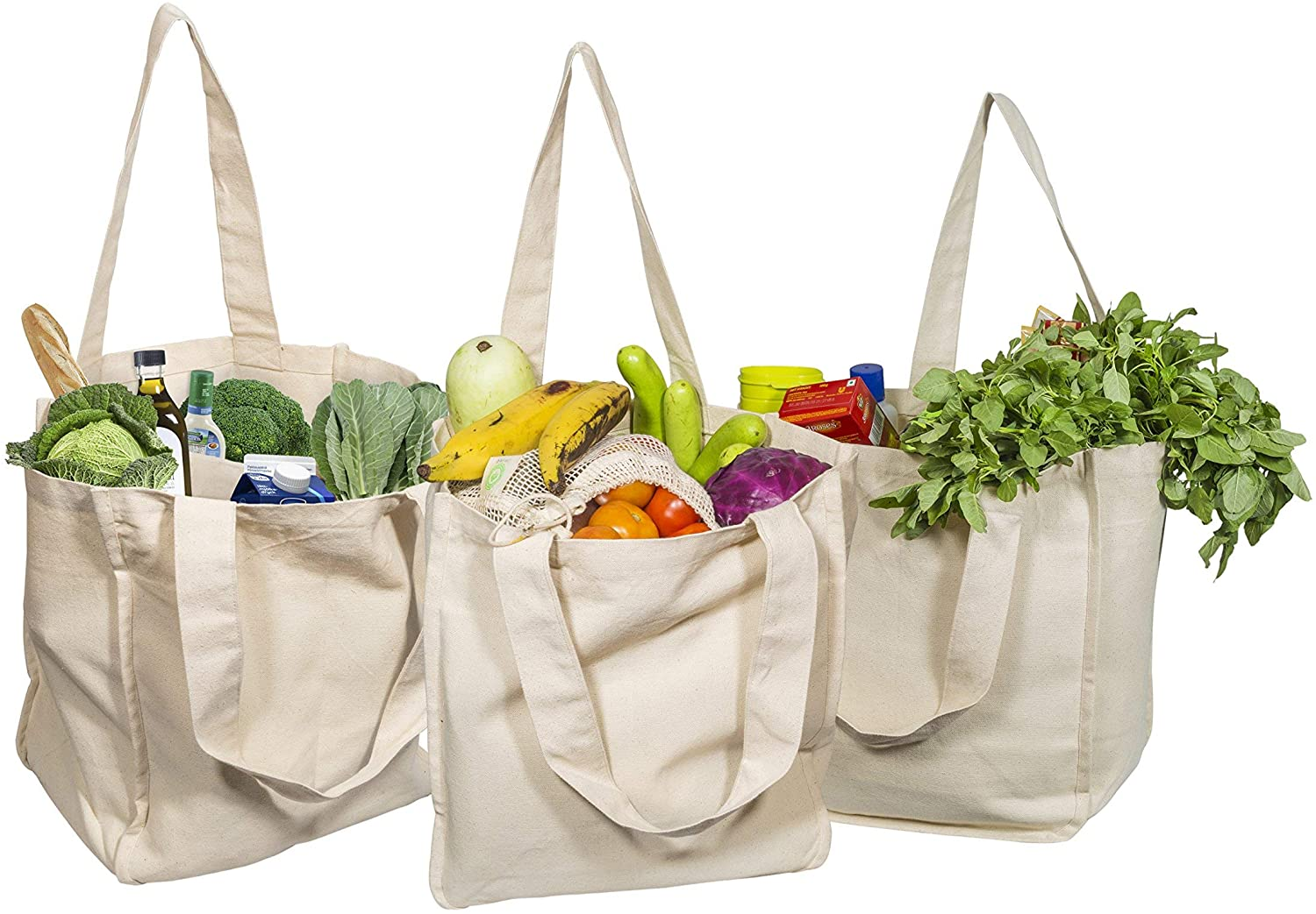 High-Quality Reusable Shopping Bags For Providing Great Benefits